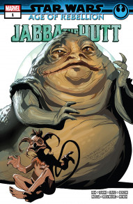Star Wars: Age Of Rebellion: Jabba The Hutt #1