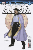 Star Wars: Age Of Rebellion: Lando Calrissian #1