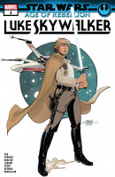 Star Wars: Age Of Rebellion: Luke Skywalker #1