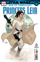 Star Wars: Age Of Rebellion: Princess Leia #1