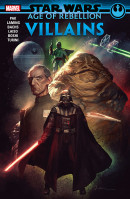 Star Wars: Age Of Rebellion Villains TP Reviews