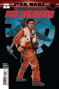 Star Wars: Age Of Resistance: Poe Dameron #1