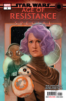 Star Wars: Age Of Resistance: Special #1