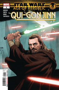 Star Wars: Age Of The Republic: Qui-Gon Jin #1