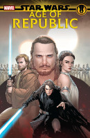 Star Wars: Age Of The Republic Hardcover Reviews