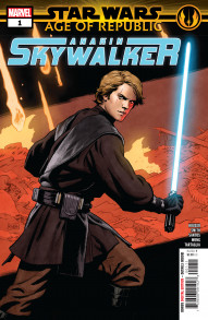 Star Wars: Age Of The Republic: Anakin Skywalker #1