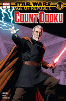 Star Wars: Age Of The Republic: Count Dooku #1