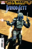 Star Wars: Age Of The Republic: Jango Fett #1