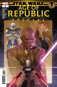 Star Wars: Age Of The Republic: Special #1