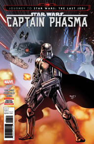 Star Wars: Captain Phasma #1