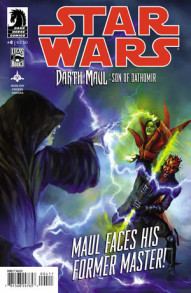 Star Wars: Darth Maul: Son Of Dathomir #4