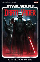 Star Wars: Darth Vader (2020) Vol. 1: Dark Heart Of The Sith TP Reviews