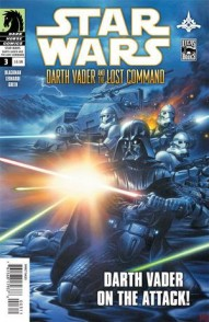 Star Wars: Darth Vader and the Lost Command #3