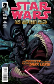 Star Wars: Darth Vader and the Ninth Assassin #4