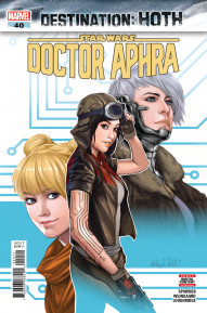 Star Wars: Doctor Aphra #40