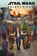 Star Wars: Galaxy's Edge  Collected TP Reviews
