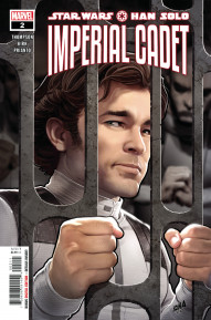 Star Wars: Han Solo - Imperial Cadet #2