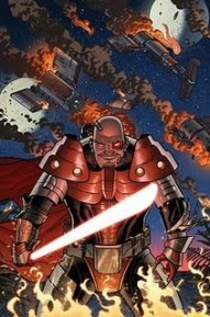 Star Wars: Knight Errant - Aflame #2