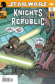 Star Wars: Knights of the Old Republic #24