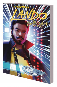 Star Wars: Lando - Double Or Nothing Collected