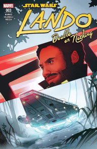 Star Wars: Lando - Double Or Nothing #3