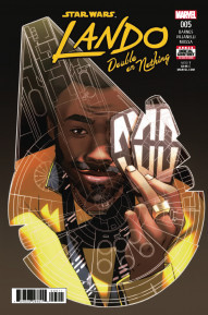 Star Wars: Lando - Double Or Nothing #5