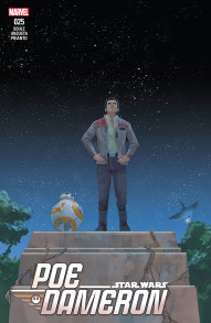 Star Wars: Poe Dameron #25