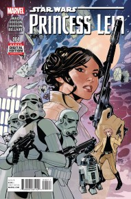 Star Wars: Princess Leia #4