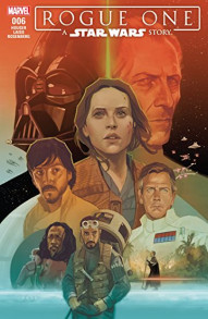 Star Wars: Rogue One Adaptation #6
