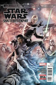 Star Wars: Shattered Empire #4