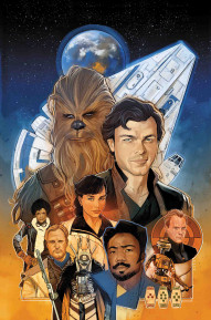 Star Wars: Solo Adaptation #1