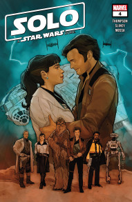Star Wars: Solo Adaptation #4