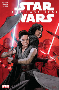 Star Wars: The Last Jedi Adaptation Collected