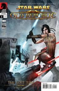 Star Wars: The Old Republic: The Lost Suns