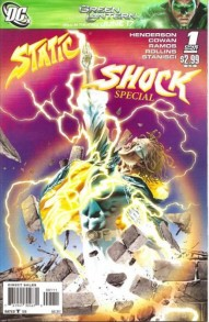 Static Shock Special #1