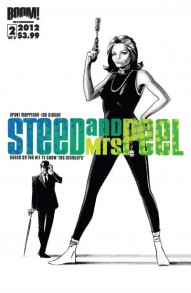 Steed and Mrs. Peel Vol. 2 #2