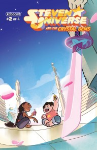 Steven Universe and the Crystal Gems #2