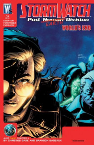 StormWatch: Post Human Division #14