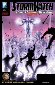 StormWatch: Post Human Division #19
