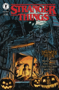 Stranger Things: Halloween Special #1