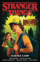 Stranger Things Vol. 4: Science Camp TP Reviews