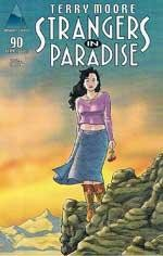 Strangers in Paradise #1