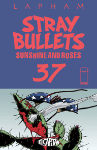 Stray Bullets: Sunshine and Roses #37