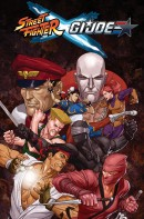 Street Fighter X G.I. JOE Vol. 1 TP Reviews