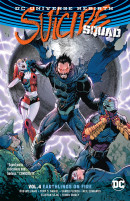 Suicide Squad (2016) Vol. 4: Earthlings On Fire TP Reviews