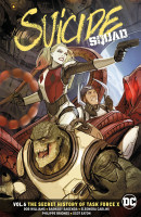 Suicide Squad (2016) Vol. 6: Secret History Of Task Force X TP Reviews