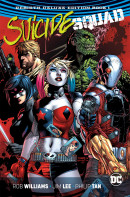 Suicide Squad (2016) Vol. 1 Deluxe HC Reviews