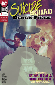 Suicide Squad: Black Files #1