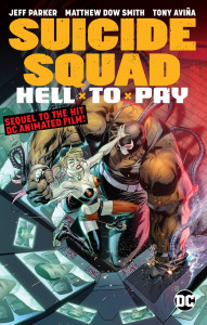 Suicide Squad: Hell To Pay Collected