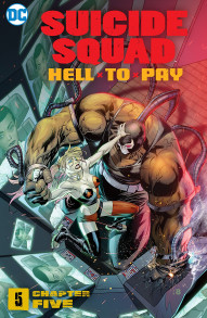 Suicide Squad: Hell To Pay #5